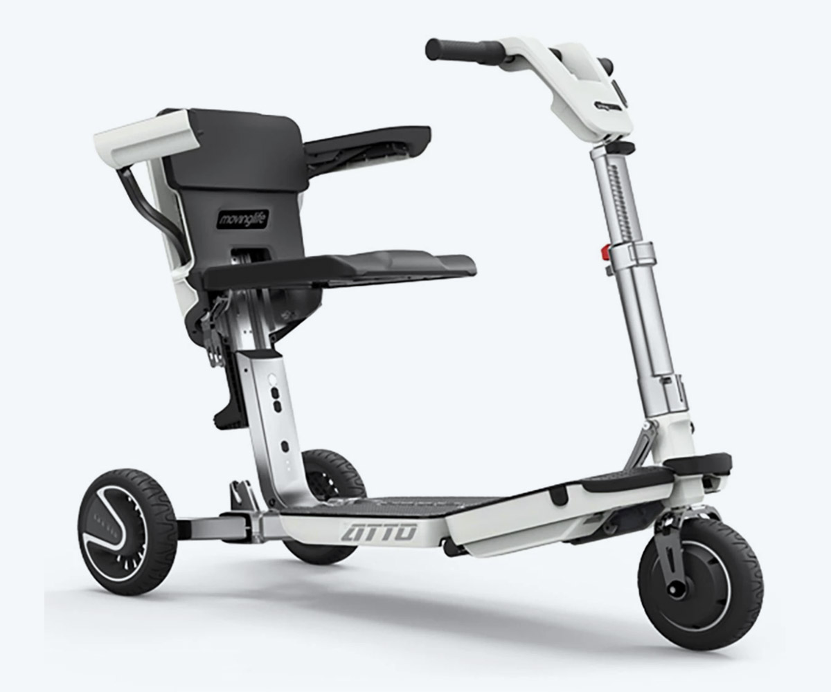 Folding Mobility Scooter ATTO