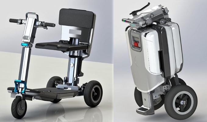 Scooter-Case