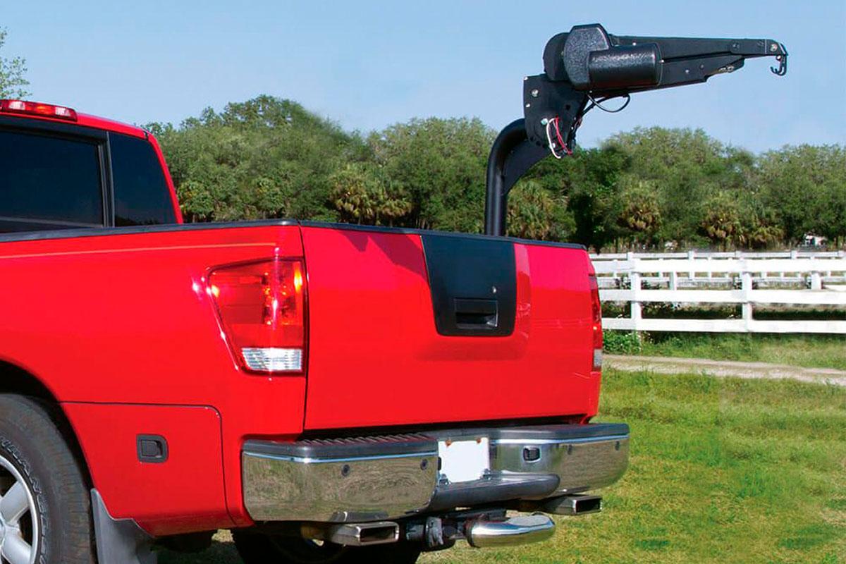 Harmar AL435T Tailgater 3-Axis Truck Lift - New-1