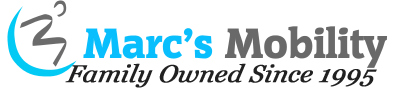 Marc's Mobility Logo